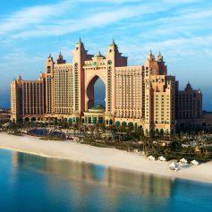 Размеренный отдых в Арабских Эмиратах