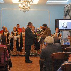 В Смоленске состоялось вручение литературной премии имени Исаковского