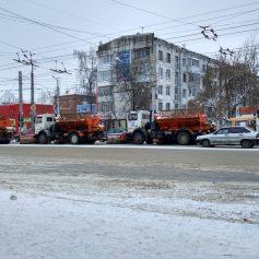 В мэрии обсудили плохую уборку города