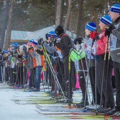 Как в Смоленске добраться до стартов «Лыжни России»