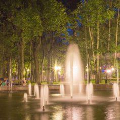 Глава Смоленска дал поручение привести в порядок фонтан на Блонье
