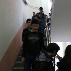 В Смоленске эвакуировали учеников школы