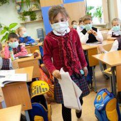 В Смоленске в школе №39 несколько классов отправили на карантин