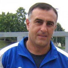 Армен Адамян назначен главным тренером юношеских команд ЦРФСО