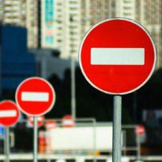 Улицу в Смоленске перекроют на месяц