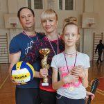 В Смоленске устроили семейные состязания