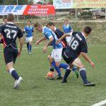 Футболисты СГАФКСТ уступили команде Санкт-Петербургского университета промышленных технологий и дизайна