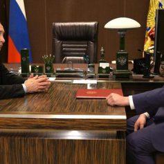Смоленский губернатор отмечает пять лет на высшем руководящем посту региона