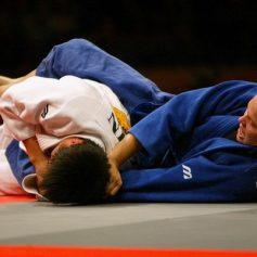 Студентка смоленского училища олимпийского резерва завоевала «золото» на Первенстве России по дзюдо