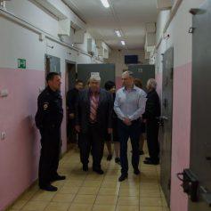 В Смоленске проверили центр временного содержания иностранных граждан