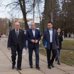 Центральный парк в Гагарине преобразится