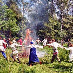Славянские праздники: из глубин тысячелетий…