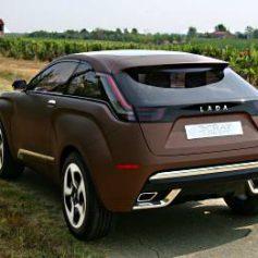 Встречайте — новый Lada XRAY
