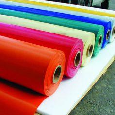 Преимущества тентовой ткани