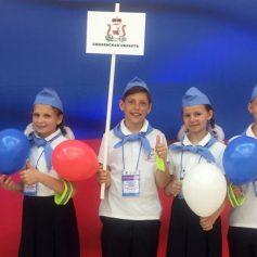 Юные инспекторы из Смоленска борются за победу во всероссийском конкурсе «Безопасное колесо»