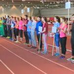 В Смоленске проходит первенство и чемпионат России по легкоатлетическим многоборьям