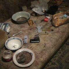В Гагаринском районе полицейские ликвидировали наркопритон