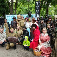 В Смоленске состоялась выставка-презентация событийного туризма «Смоленское лето»