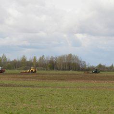 В Смоленской области завершается посевная кампания