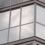 Особенности выбора тонировочных пленок для отделки здания