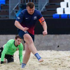 Кто сыграет в первом чемпионате Смоленской области по пляжному футболу