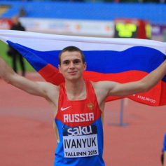 Смоленский легкоатлет завоевал «серебро» Кубка России