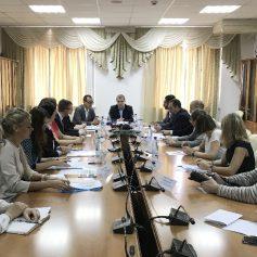Смоленскую область посетила делегация из Бурятии