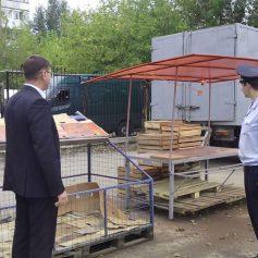 В Смоленске проконтролируют размещение нестационарных торговых объектов