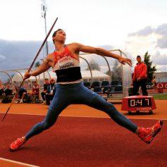 Смоленские легкоатлеты выиграли три медали Мемориала Знаменских