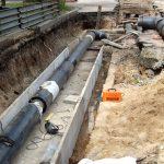 «Квадра» приступила к капитальному ремонту магистральной сети в районе улицы Дзержинского