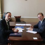 СмолГУ будет сотрудничать с Баварским академическим центром «Байхост»