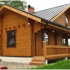 Что нужно знать, заказывая строительство дома из бруса