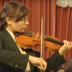 Юная скрипачка из Смоленска стала призёром всероссийского конкурса