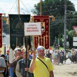 В Смоленск прибыл Международный Одигитриевский крестный ход из Витебска