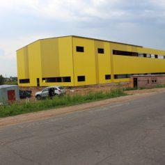 В Новодугино заканчивают строительство ФОКа