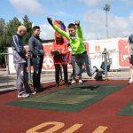 В день физкультурника в Смоленске нормы ГТО выполняли 53 человека