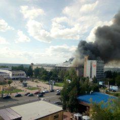 Следственный комитет намерен добиться возбуждения уголовного дела по факту пожара на «Шарме»