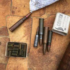 Пожилому смолянину грозит срок за хранение дома ружья, патронов и марихуаны