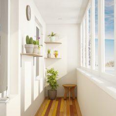 Балконы и лоджии: утепление