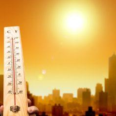 МЧС предупреждает о надвигающейся жаре