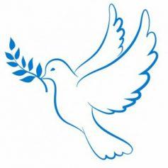 Смоленск присоединяется к Единому часу духовности «Голубь мира»