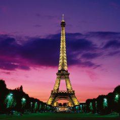 Париж — лучший романтический подарок.
