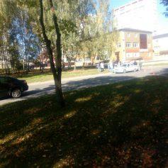 В Ярцево 14-летний подросток получил серьезные травмы при ДТП