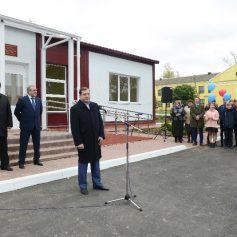 В вяземской деревне Новое село открылся новый Дом культуры