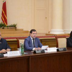 В Смоленской области обсудили вопросы содействия трудоустройству инвалидов и состояния охраны труда в организациях региона