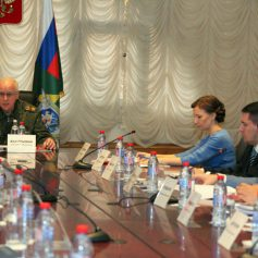 В Следственном комитете состоялось совещание по вопросам розыска пропавших детей