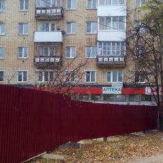 Точечной застройки на улице Черняховского не будет