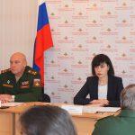 В Смоленской области начался осенний призыв в Вооруженные Силы РФ