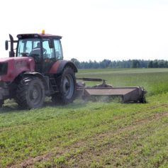 В Смоленской области завершается уборка урожая