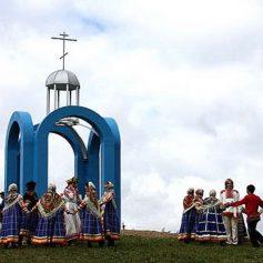 В Долгомостье прошел праздник «В Земле Смоленской воссиявший»
